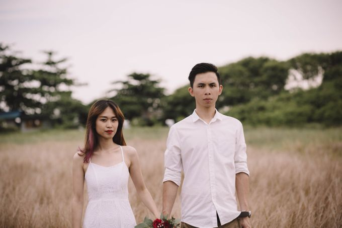 Warm engagement session in Penang  by Amelia Soo photography - 006