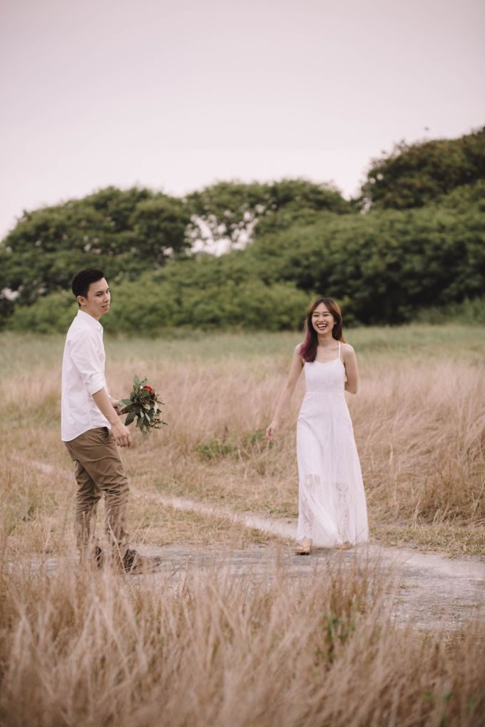 Warm engagement session in Penang  by Amelia Soo photography - 025