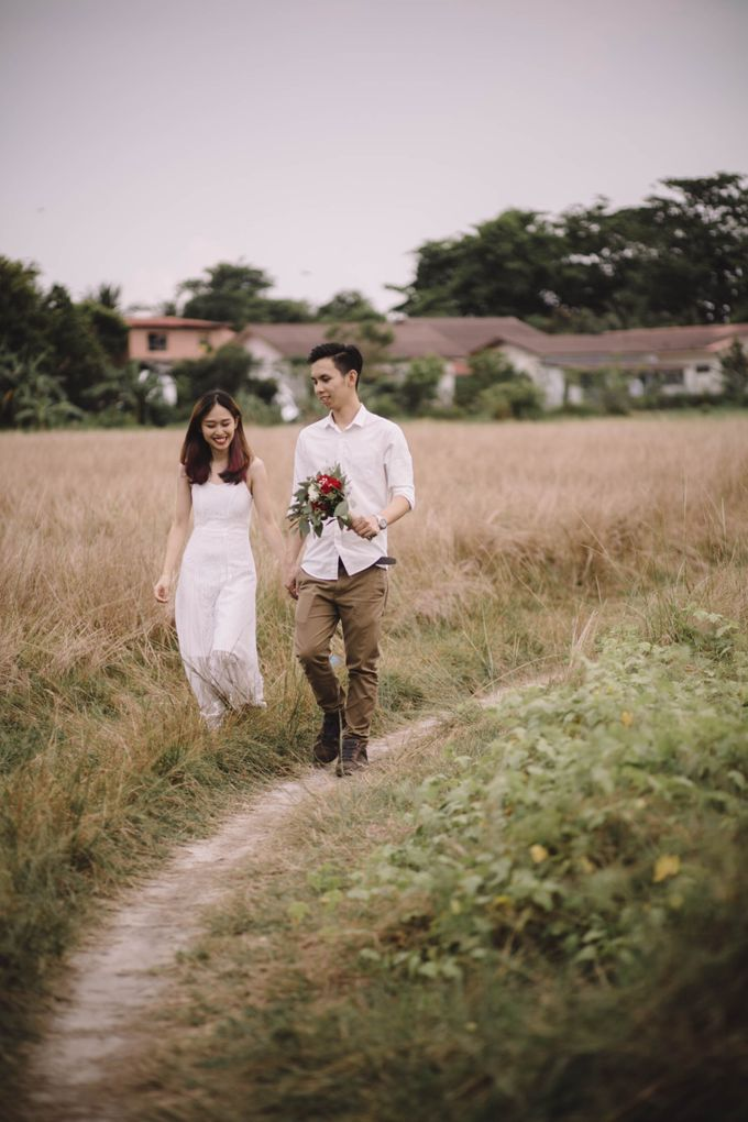Warm engagement session in Penang  by Amelia Soo photography - 027
