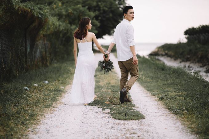 Warm engagement session in Penang  by Amelia Soo photography - 030