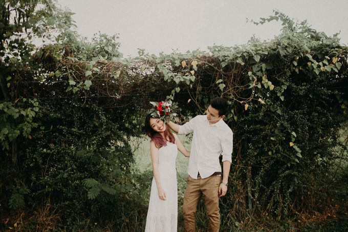 Warm engagement session in Penang  by Amelia Soo photography - 037