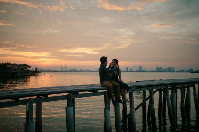 Sunrise Prewedding in Penang by Amelia Soo photography - 038