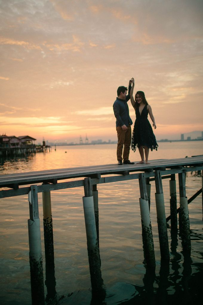 Sunrise Prewedding in Penang by Amelia Soo photography - 037