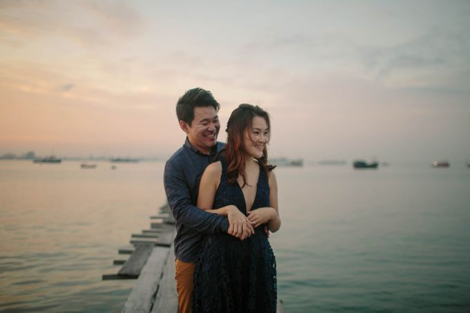 Sunrise Prewedding in Penang by Amelia Soo photography - 035