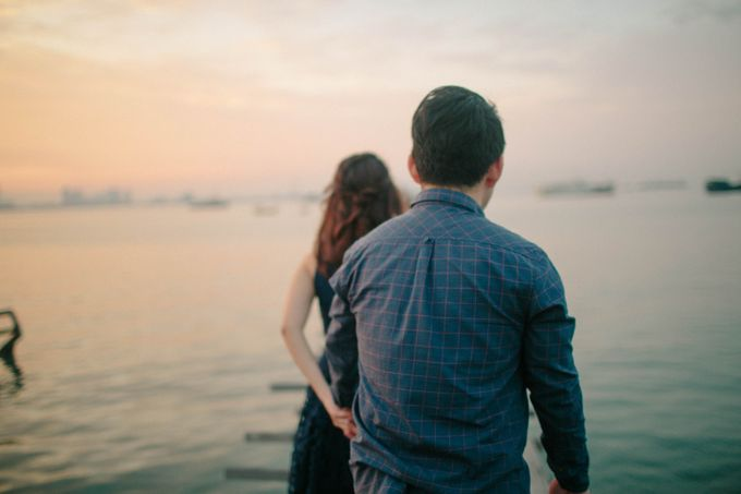 Sunrise Prewedding in Penang by Amelia Soo photography - 034