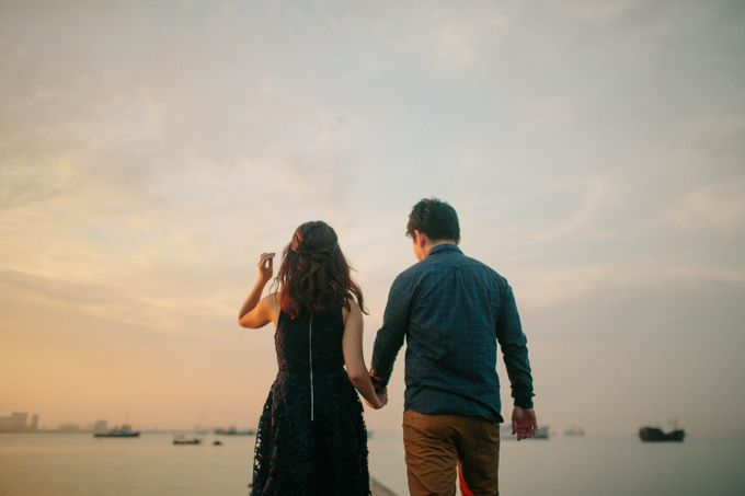 Sunrise Prewedding in Penang by Amelia Soo photography - 030