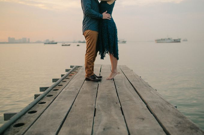 Sunrise Prewedding in Penang by Amelia Soo photography - 029