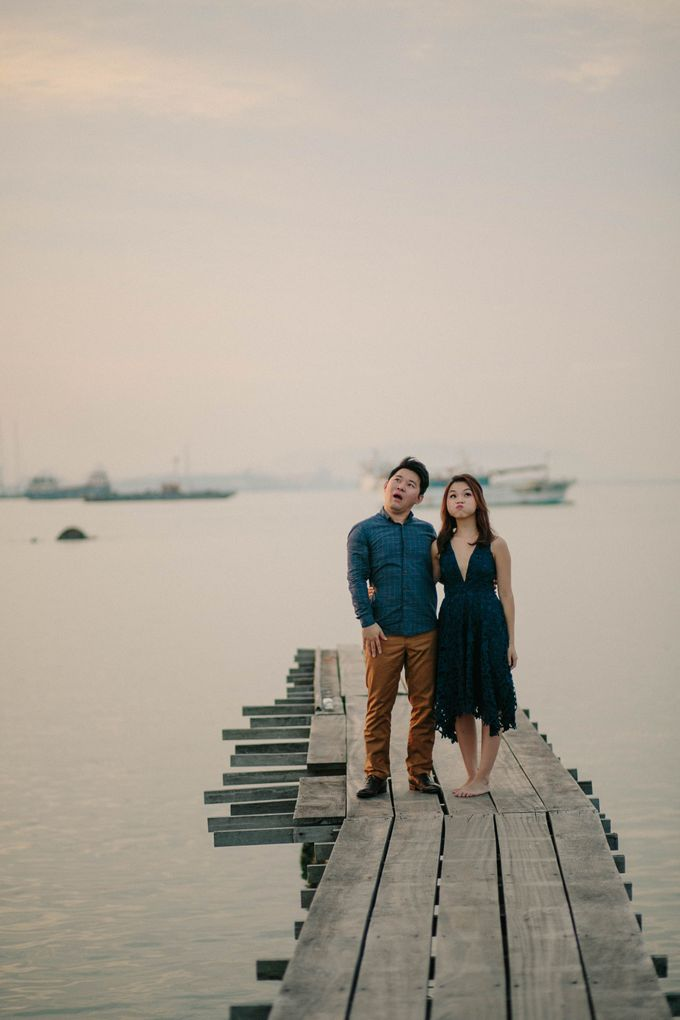 Sunrise Prewedding in Penang by Amelia Soo photography - 027