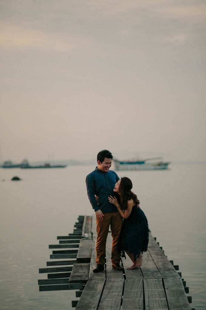 Sunrise Prewedding in Penang by Amelia Soo photography - 025