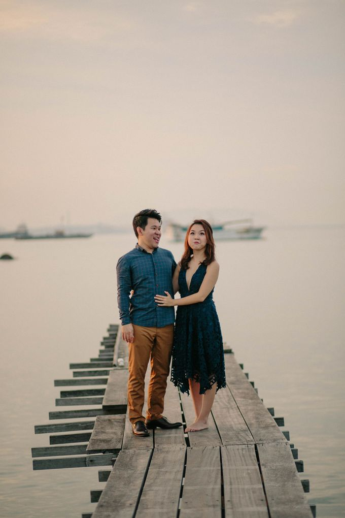 Sunrise Prewedding in Penang by Amelia Soo photography - 024