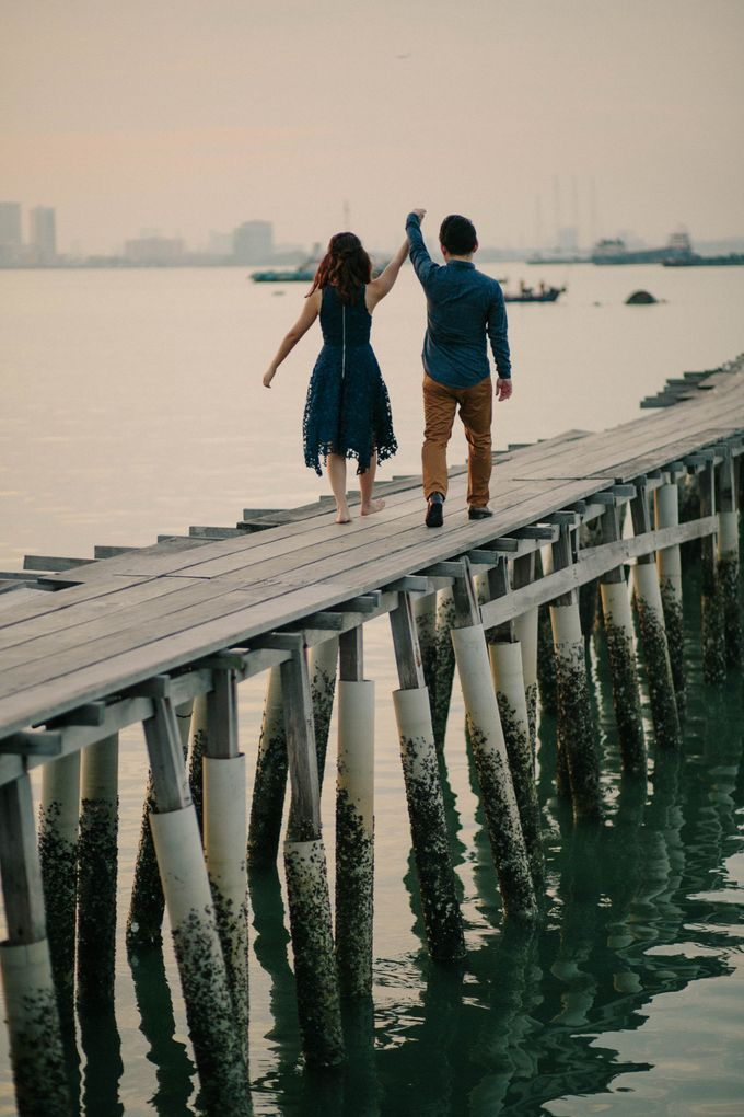 Sunrise Prewedding in Penang by Amelia Soo photography - 023