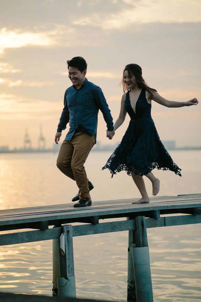 Sunrise Prewedding in Penang by Amelia Soo photography - 021