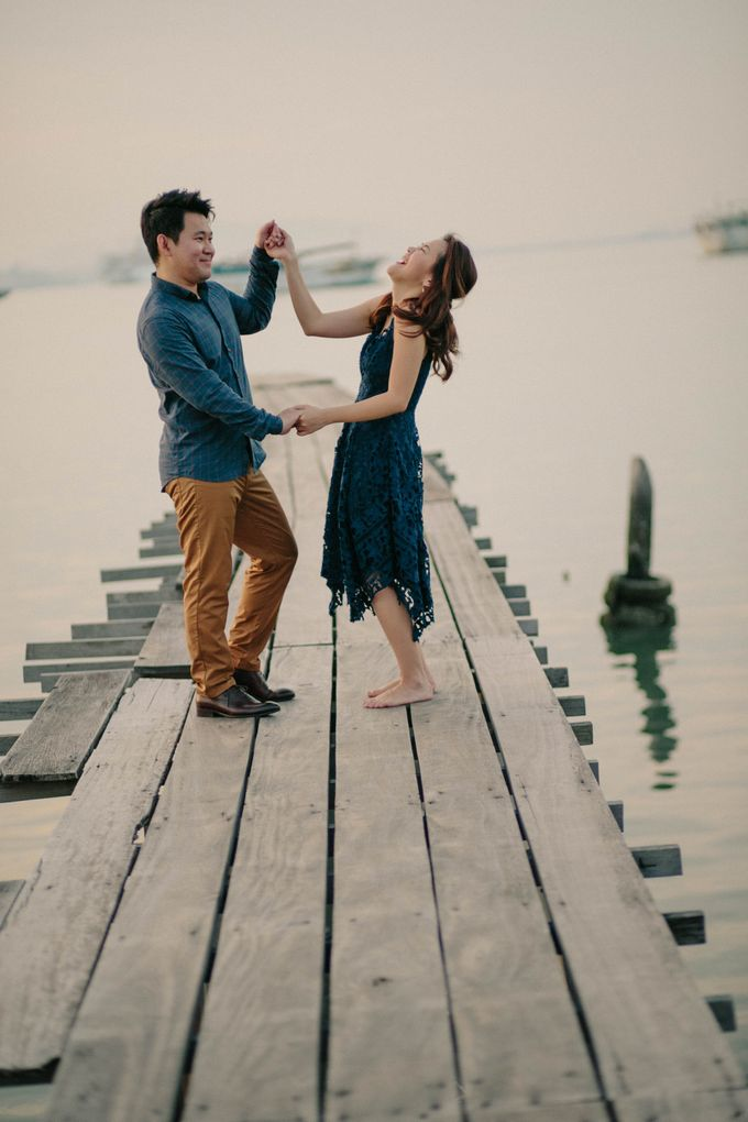 Sunrise Prewedding in Penang by Amelia Soo photography - 018