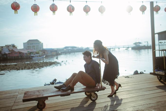 Sunrise Prewedding in Penang by Amelia Soo photography - 012