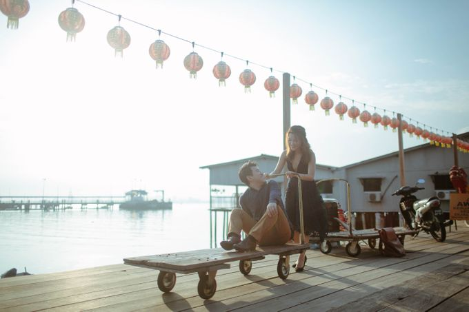 Sunrise Prewedding in Penang by Amelia Soo photography - 013