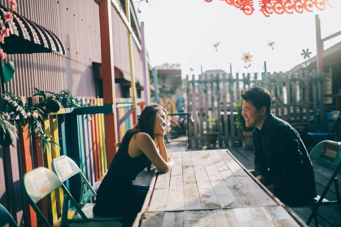Sunrise Prewedding in Penang by Amelia Soo photography - 015