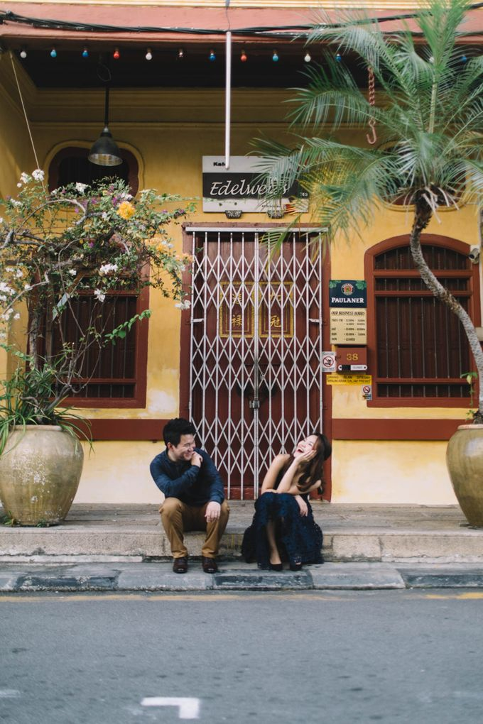 Sunrise Prewedding in Penang by Amelia Soo photography - 011
