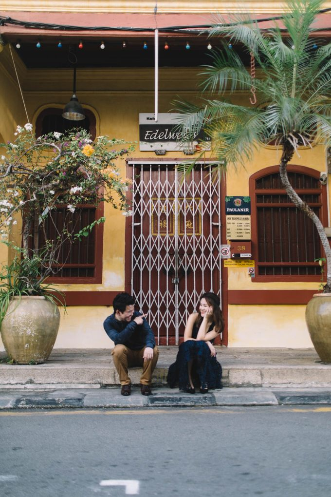 Sunrise Prewedding in Penang by Amelia Soo photography - 010