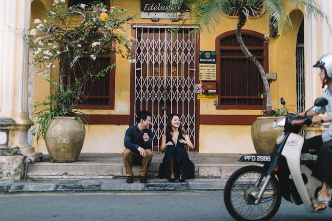Sunrise Prewedding in Penang by Amelia Soo photography - 009