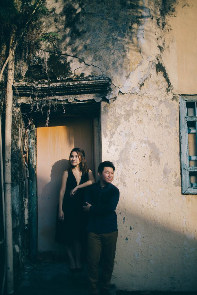 Sunrise Prewedding in Penang by Amelia Soo photography - 008