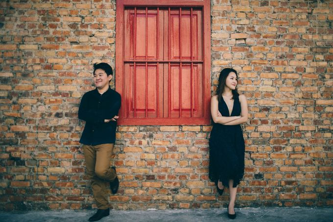 Sunrise Prewedding in Penang by Amelia Soo photography - 002