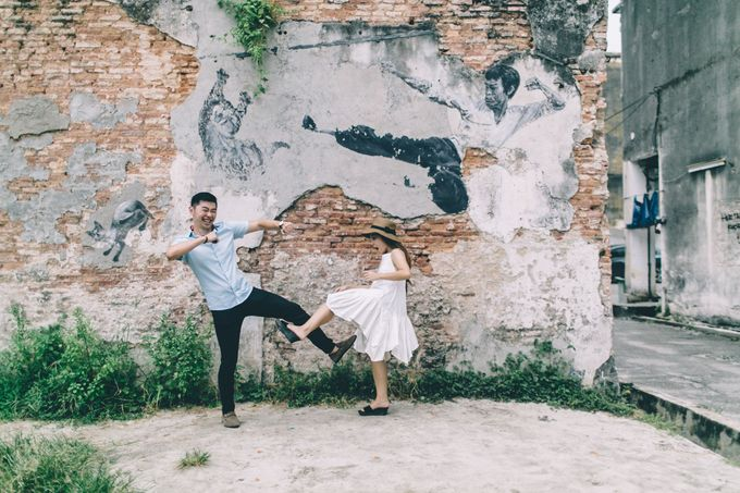 Streetstyle engagement session in Penang 04 by Amelia Soo photography - 025