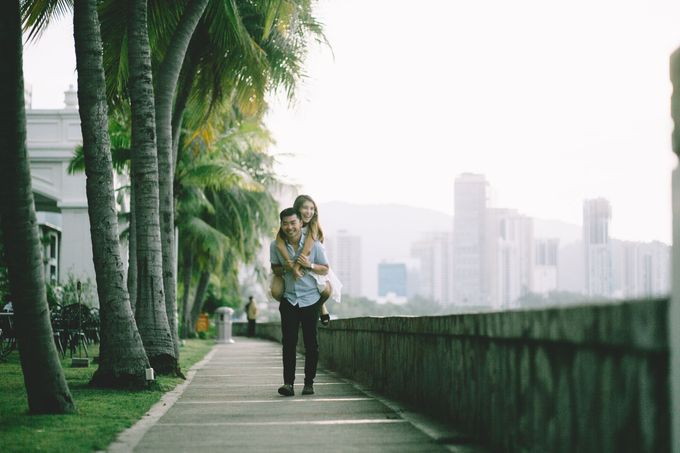 Streetstyle engagement session in Penang 04 by Amelia Soo photography - 014