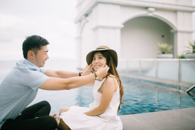 Streetstyle engagement session in Penang 04 by Amelia Soo photography - 007