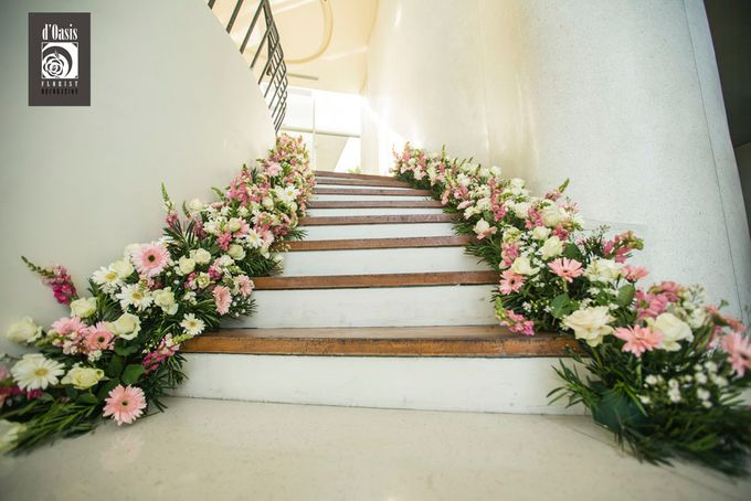 Wedding at Banyan Tree by d'Oasis Florist & Decoration - 001