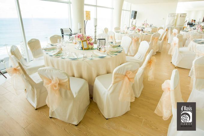 Wedding at Banyan Tree by d'Oasis Florist & Decoration - 002