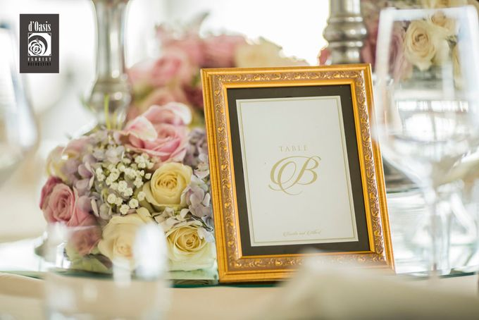 Wedding at Banyan Tree by d'Oasis Florist & Decoration - 006