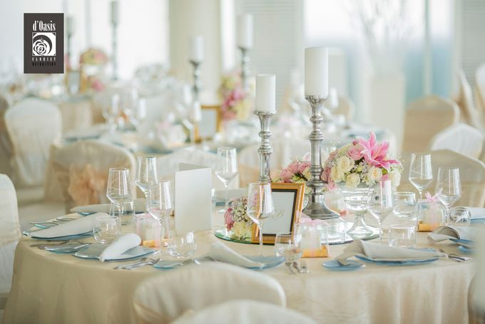 Wedding at Banyan Tree by d'Oasis Florist & Decoration - 007