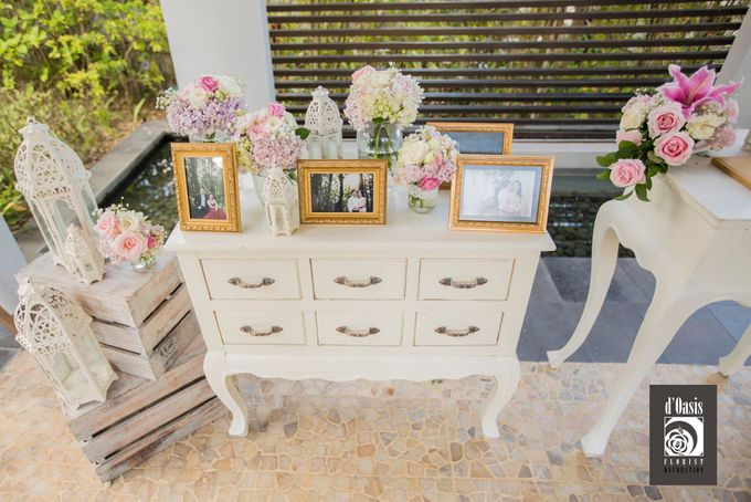 Wedding at Banyan Tree by d'Oasis Florist & Decoration - 008