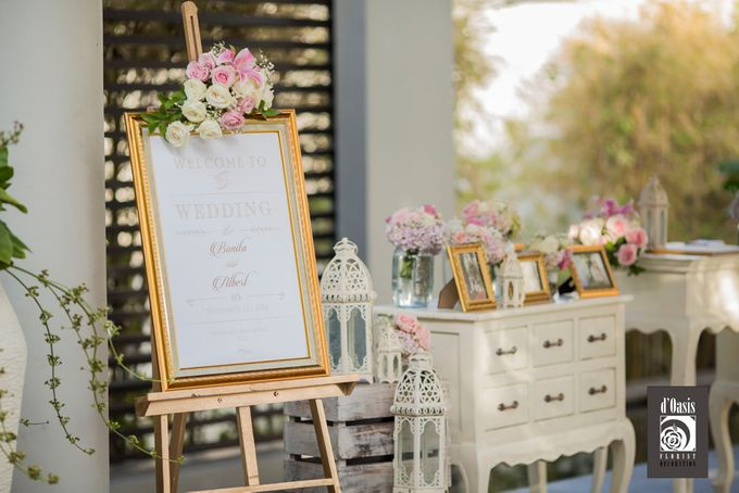 Wedding at Banyan Tree by d'Oasis Florist & Decoration - 009