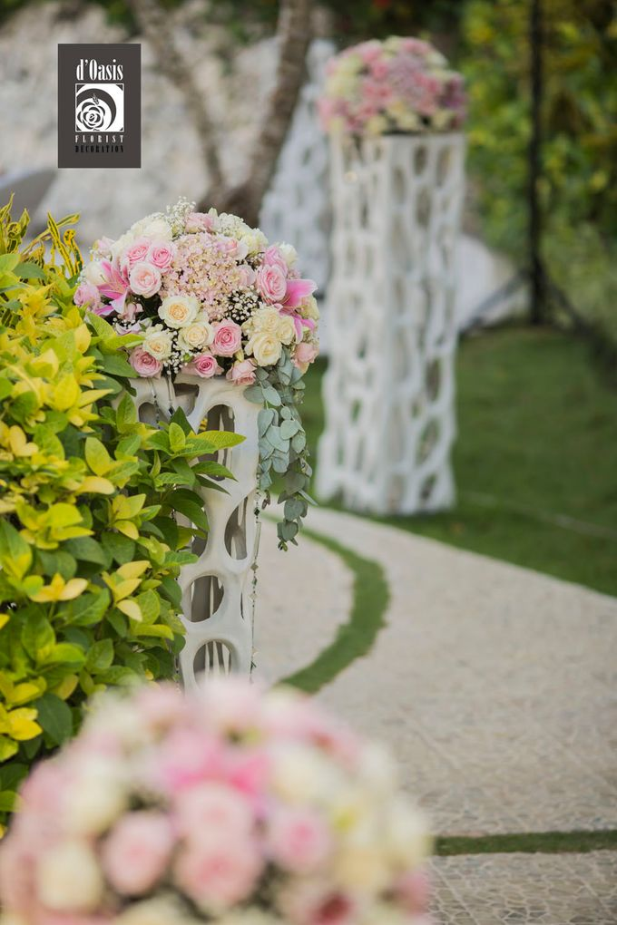 Wedding at Banyan Tree by d'Oasis Florist & Decoration - 010