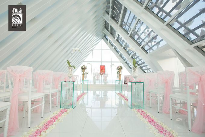 Wedding at Banyan Tree by d'Oasis Florist & Decoration - 011