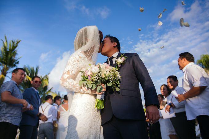 Ramil & Milla Wedding by New Melati Salon Bali - 015