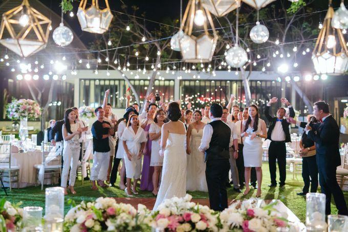Ramil & Milla Wedding by New Melati Salon Bali - 019