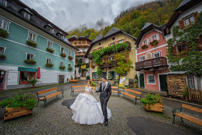 Hallstatt Prewedding by Acapella Photography - 001