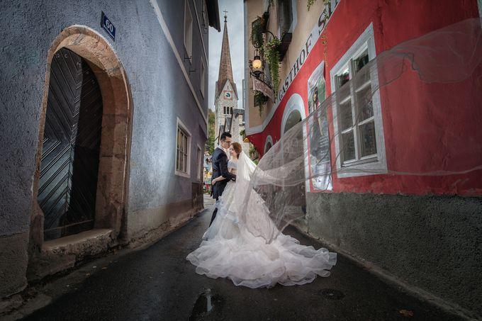 Hallstatt Prewedding by Acapella Photography - 003