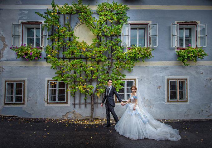 Hallstatt Prewedding by Acapella Photography - 004