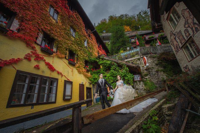 Hallstatt Prewedding by Acapella Photography - 005