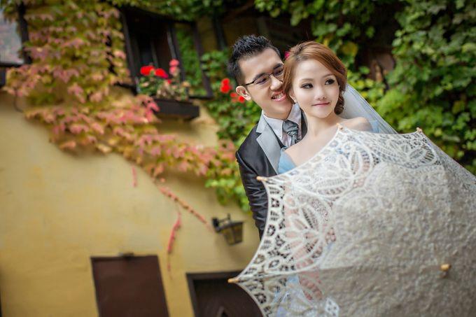 Hallstatt Prewedding by Acapella Photography - 006