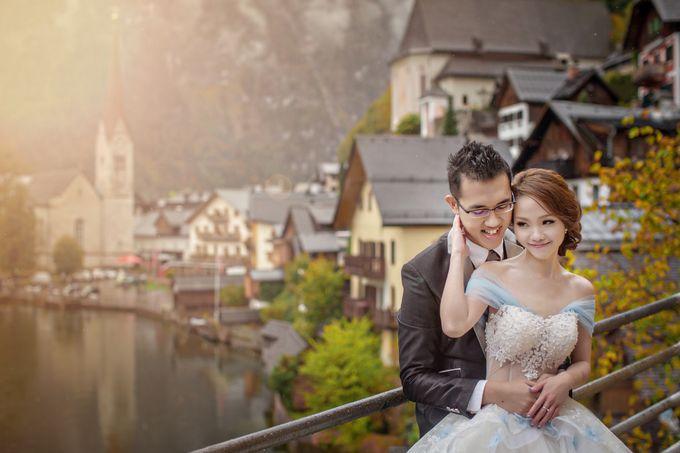Hallstatt Prewedding by Acapella Photography - 008