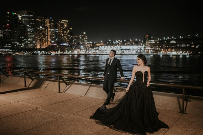 Jimmy & Sylvia Sydney Engagement Session by Calia Photography - 007