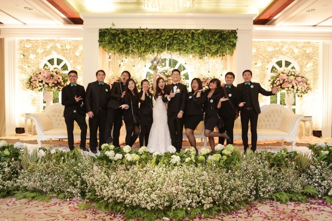 The Wedding of Ryan & Evi by WedConcept Wedding Planner & Organizer - 010