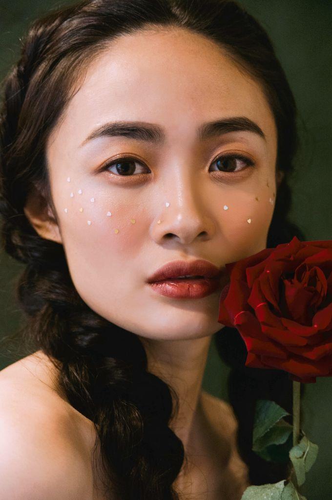 Glamorous Elegant Timeless by Makeup Maestro Weddings - 007
