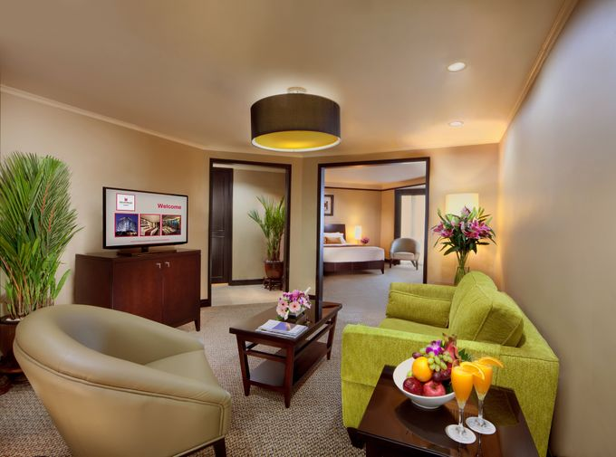 Hotel Rooms by Millennium Hotel Sirih Jakarta - 008