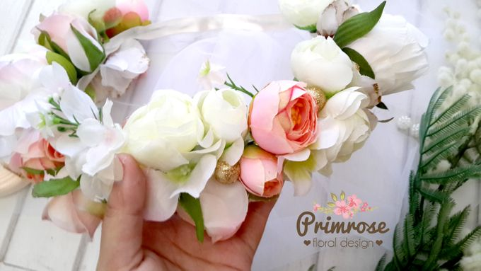 Wedding Accessories by Primrose Floral Design - 021