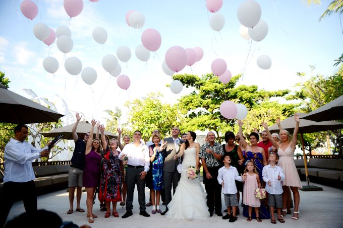 Wedding at Fairmont Bali by Fairmont Sanur Beach Bali - 012